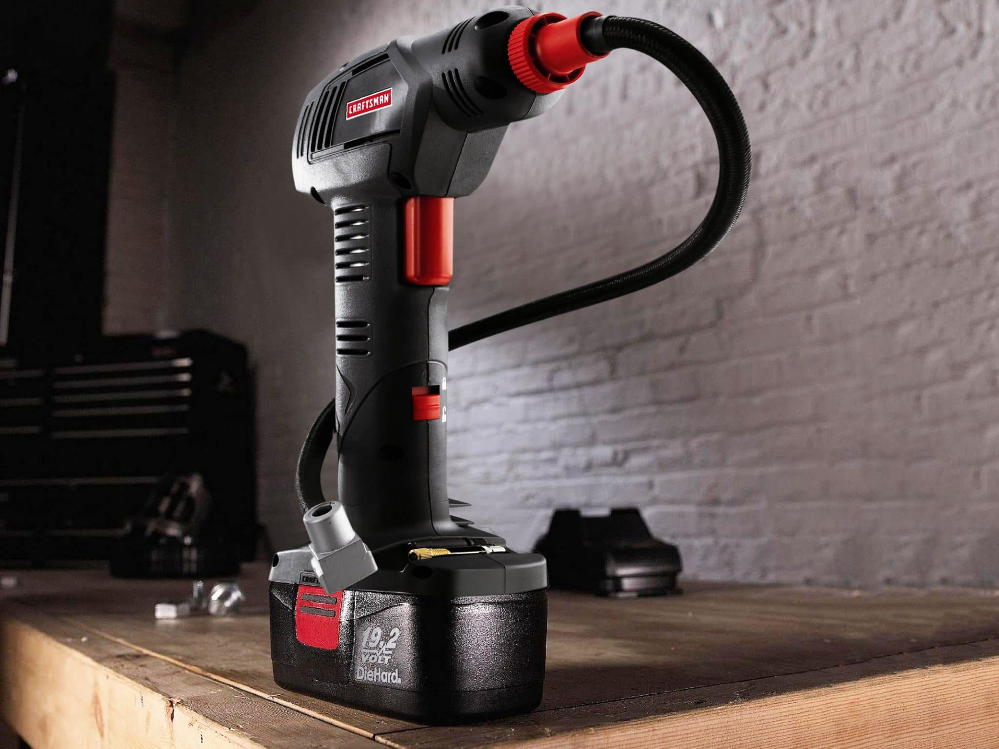 cordless inflator