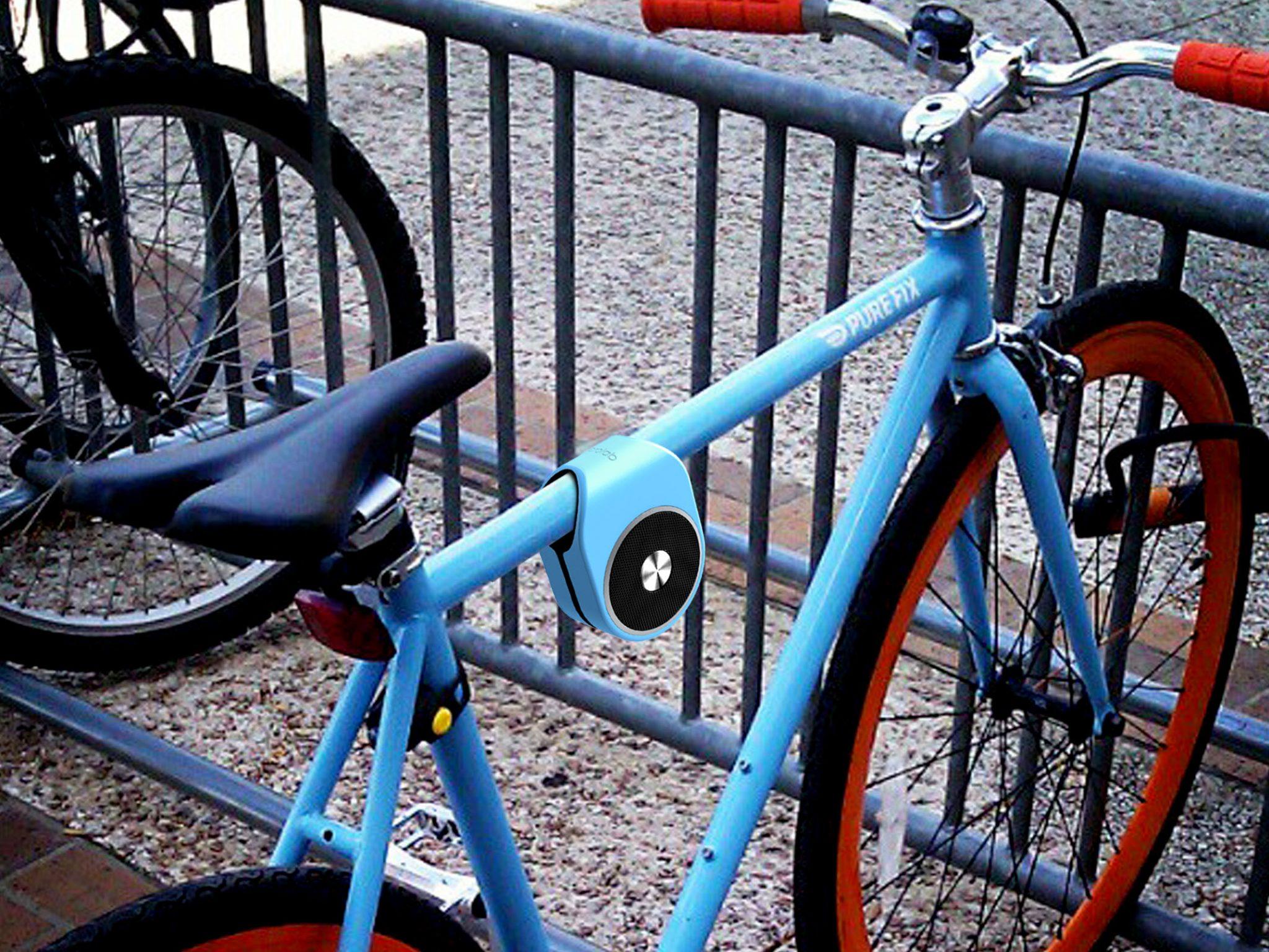cycle speaker