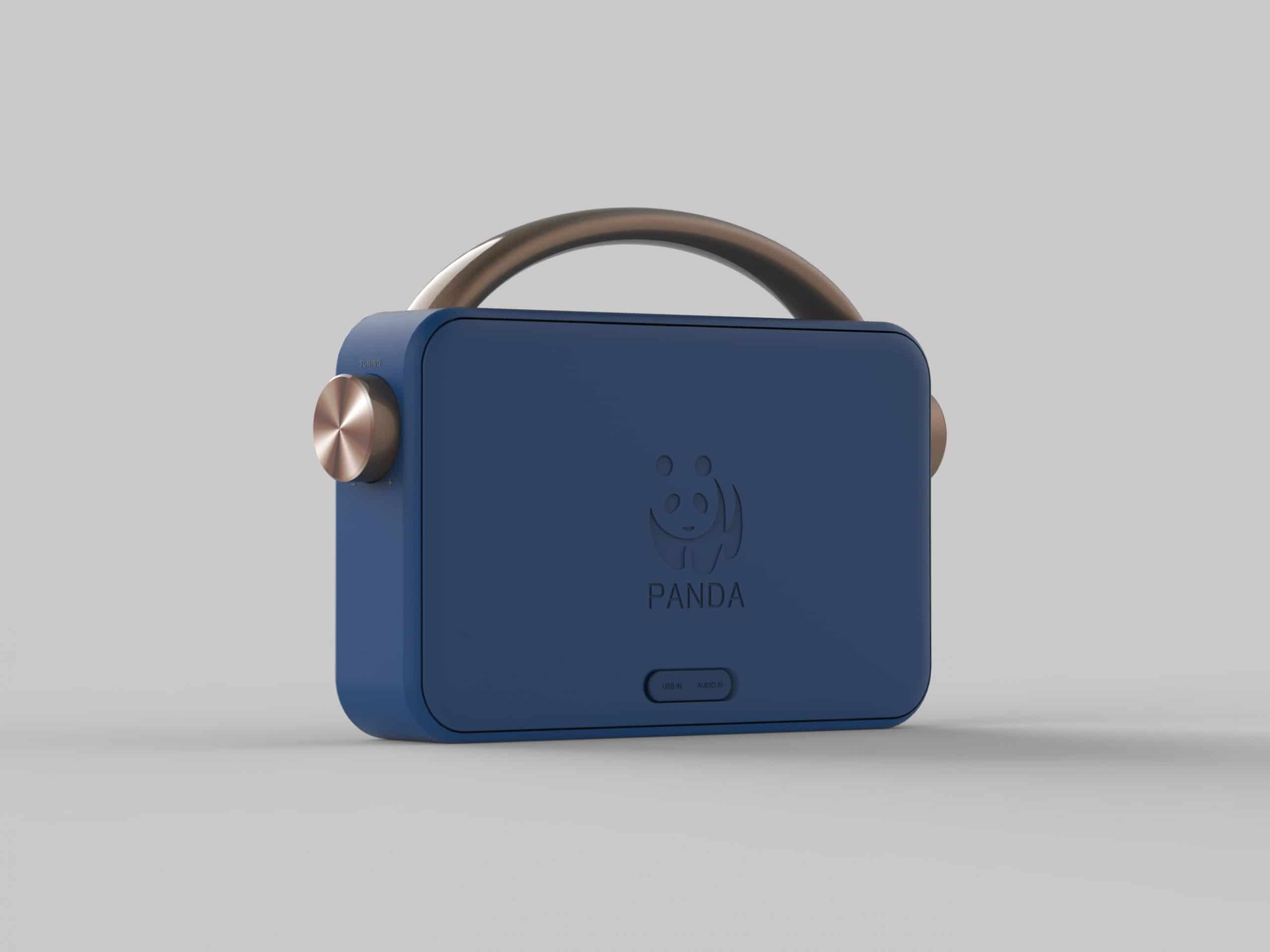 panda wireless radio